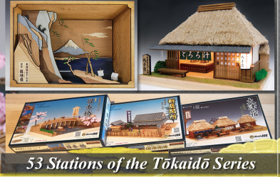 53 Stations of the Tōkaidō